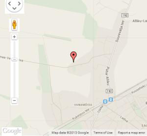 googlemapjoulumaa
